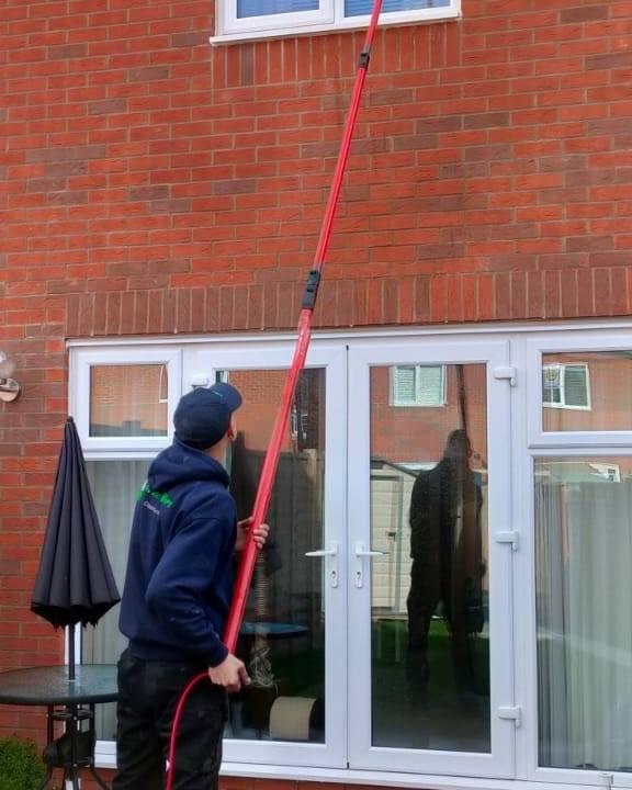 Window Cleaning Lichfield