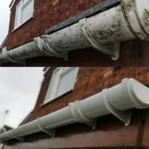 Gutter Cleaning Swadlincote